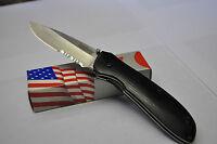 KERSHAW 1520 ST RANDOM TASK ~ RICOCHET ~ KNIFE OF YEAR 1998 MADE IN USA
