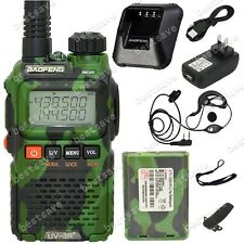 BAOFENG UV-3R Plus UV-3R+ VHF/UHF Dual Band 136-174/400-470 Two Way Radio B0543