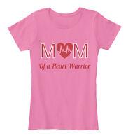 Mom Of A Heart Warrior Got To Love It! - Women's Premium Tee T-Shirt