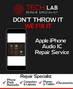 Audio IC Boot loop Grey speaker Repair Service For iPhone 7 & 7 Plus