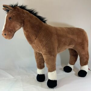 Melissa & Doug Horse Plush Large 27 inches x 38 inches Stuffed Animal Toy #2105
