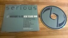 CD Indie Musique-vs. u2: NEW YEARS Dub (8) canzone MCD serious SC