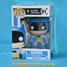 Funko Pop Heroes Batman Vinyl Figure 75th Anniversary Blue Rainbow