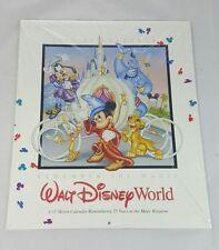 new 1996 walt disney world 15 month calendar 25th anniversary disney mickey