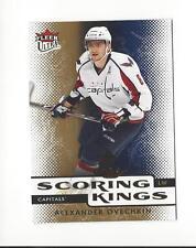2009-10 Ultra Scoring Kings #SK1 Alexander Ovechkin Capitals