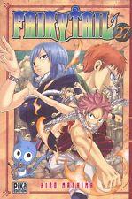 FAIRY TAIL tome 27 Hiro Mashima Manga shonen *