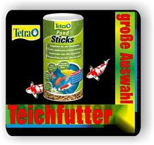 Tetra Pond Bâtons 1 Litre Nourriture complète pour tous Etang de poissons