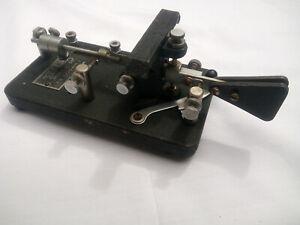 Vintage Speedex morse key