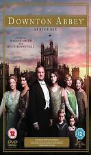 DOWNTON ABBEY COMPLETE SERIES 6 DVD Sixth 6th Season Six UK Release Brand New R2