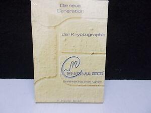 Enigma 2000, Kryptographiesoftware, Heidel GmbH