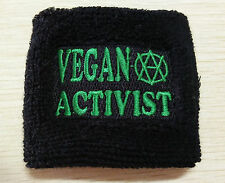 Fabulous Vegan Activist sweatbands