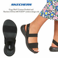 Skechers Womens On The Go 600 Girls Trip Comfort Summer Sporty Beach Sandals