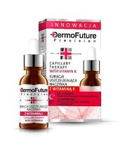 DERMOFUTURE PRECISION CAPILLARY THERAPY WITH VITAMIN K NIGHT SERUM