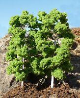 "LAUB Bäume Birke 2 STÜCK 18cm HÖHE passend zu 1:32 ""MADE in GERMANY""          1B"