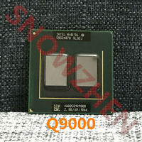 Intel Core 2 Quad Q9000 CPU SLGEJ 2.0GHz-6M-1066MHz Socket P Laptops Processor