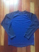 Boys Patagonia Capilene 3 Midweight Base Layer Crew Shirt, Size XXL(16-18), Blue