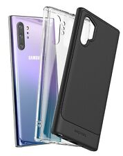 Samsung Galaxy Note 10 / Note 10 Plus Cases (2 Pack) Slim Thin and Clear Cover