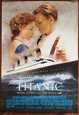 Poster American Titanic James Cameron Leonardo Di Caprio Kate Winslet