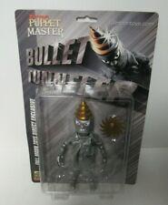 2000 FULL MOON TOYS RETRO PUPPET MASTER BULLET TUNNELER