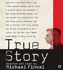 True Story: Murder, Memoir, Mea Culpa CD