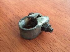 Vintage bicycle seat post clamp. Lot V.