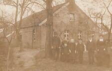 Ihrhove Westoverledingen Ostfriesland AK um 1910 Bauern Niedersachsen 1806130