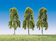 FALLER 181376 3 Weeping Birches 9cm 00/HO
