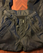 Alpinestars Black Motorcycle Pants Size XL/34