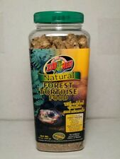 Natural Forest Tortoise Turtle Pet  Food 15 Oz by Zoo Med