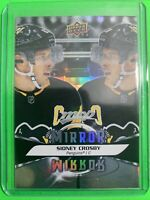 2020-21 Upper Deck MVP mirror mirror #MM-4 Sidney Crosby Pittsburgh Penguins