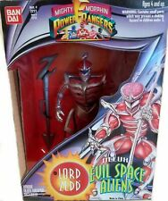 Bandai Power Rangers : Alien Leader Lord Zedd Action Figure