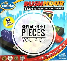 Rush Hour Traffic Jam Replacement Parts & Pieces Think Fun Logic Game You Choose