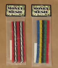 Jimalax Money Mesh • Lacrosse Mesh • Choose Olympic Or Diablo • Usa ☀ Nos