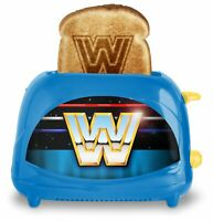 Uncanny Brands WWE Retro Logo 2-Slice Toaster