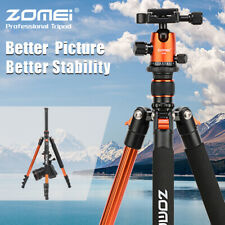 ZOMEI Camera Tripod Aluminium Travel Portable Ballhead For Canon Nikon Sony DSLR