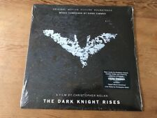 THE DARK KNIGHT RISES Vinyl LP Sealed/NEW by Hans Zimmer Soundtrack