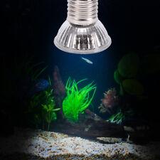 25/50/75w uva+uvb heat emitter lamp bulb light heater for pet reptile broodeY*jg
