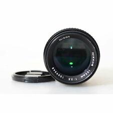 Nikon Ai/S 2,5/105 - Nikon Nikkor MF AiS 105mm 1:2.5