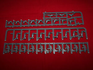 Space Marine Horus Heresy MK III Arms and Bolters 30k (bits)