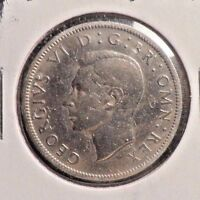 CIRCULATED 1949 2 SHILLING UK COIN (101316)1