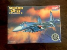 """* Academy 1/48 SU-27 Flanker"""" model kit, Free Shipping to US"""