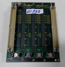 SCHROFF VME SYSTEMBUS 5-SLOT 60800-375