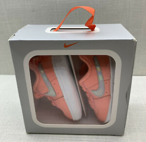 Nike Baby Air Force 1 Crib (CB) Size 2C New with Box!