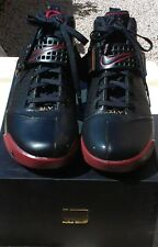 Nike Zoom Lebron V 5 (317253-001) - Black/Crimson/Gold- Men's Sz 10 *New in Box*