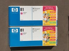 Brand NEW New Genuine HP 81 680ml Light Magenta DesignJet Dye Ink C4935A