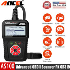 Automotive OBDII Code Reader Car Scanner Diagnostic Scan Tools AS CR3001 CR319