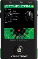 TC Helicon VoiceTone D1 Doubling Detune Pedal FREE 2DAY