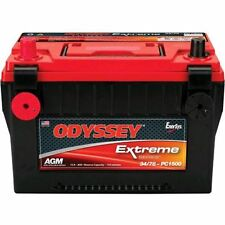 """Odyssey 34/78-PC1500DT Automotive/LTV Battery w/ 3/8"""" threaded side receptacles"""