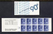 Gb 1977 Fg1A 90P Booklet Cyl 24 Dot