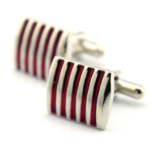 Men's Best Gift Striped Cuff Links Wedding Party Business Ornament Accessories